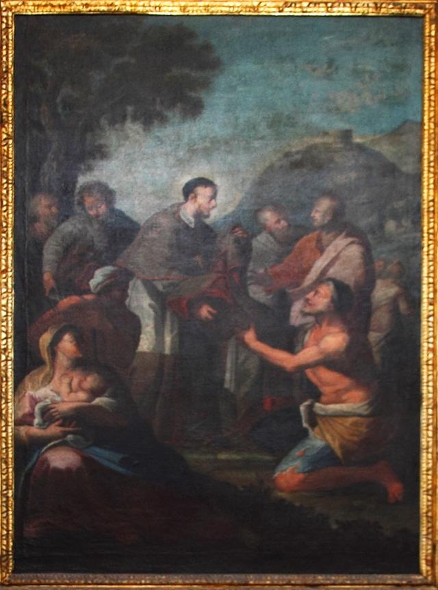 san Ludovico d'Angiò